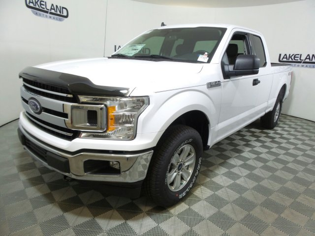 2019 F-150 Super Cab 4x4,  Pickup #19T0293 - photo 7