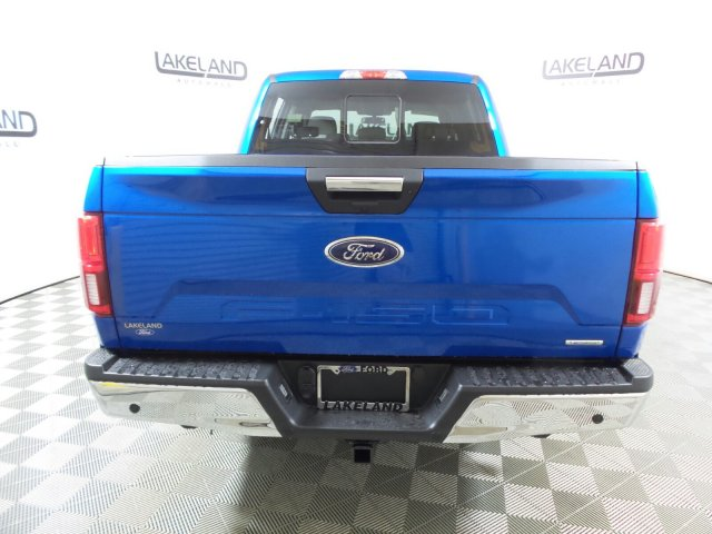 2019 F-150 SuperCrew Cab 4x4,  Pickup #19T0335 - photo 5