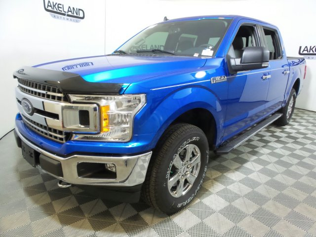 2019 F-150 SuperCrew Cab 4x4,  Pickup #19T0335 - photo 8