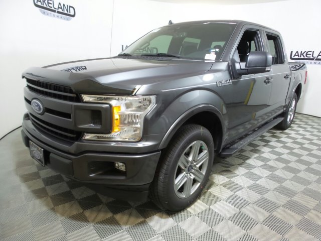 2019 F-150 SuperCrew Cab 4x2,  Pickup #19T0338 - photo 8