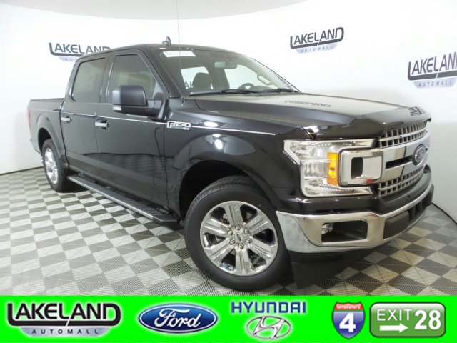 2019 F-150 SuperCrew Cab 4x2,  Pickup #19T0369 - photo 1