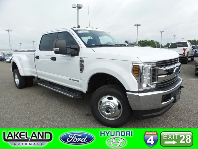 2019 F-350 Crew Cab DRW 4x4,  Pickup #19T0414 - photo 1
