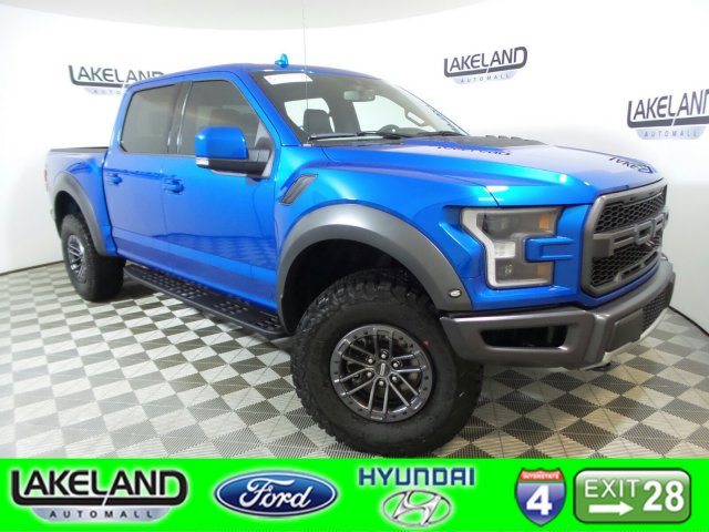 2019 F-150 SuperCrew Cab 4x4,  Pickup #19T0428 - photo 1