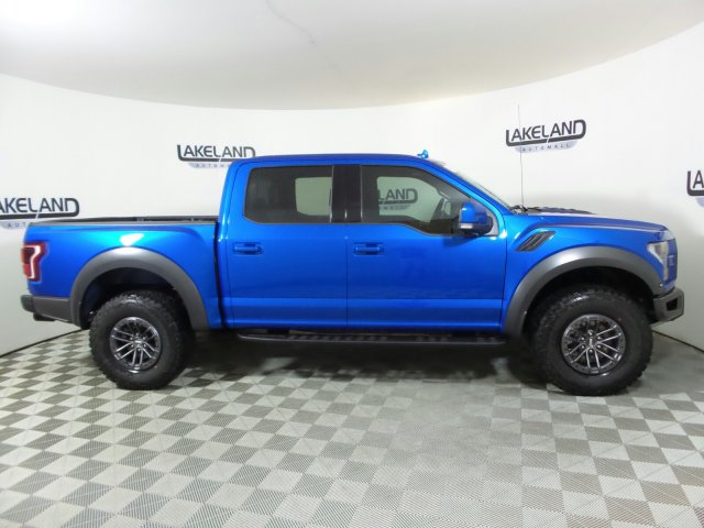2019 F-150 SuperCrew Cab 4x4,  Pickup #19T0428 - photo 4