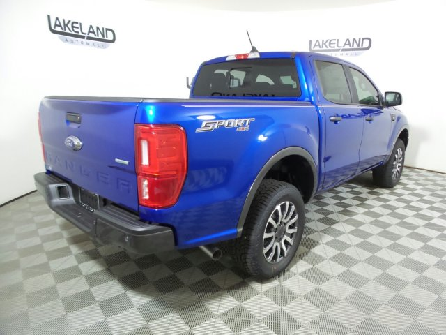 2019 Ranger SuperCrew Cab 4x4,  Pickup #19T0502 - photo 2
