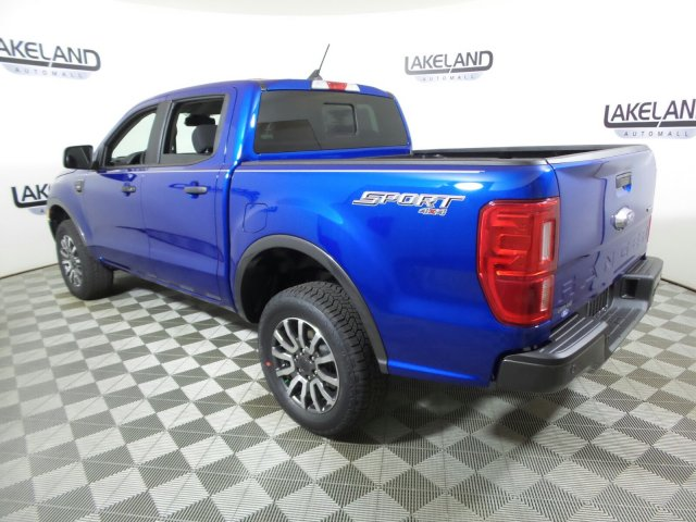 2019 Ranger SuperCrew Cab 4x4,  Pickup #19T0502 - photo 6