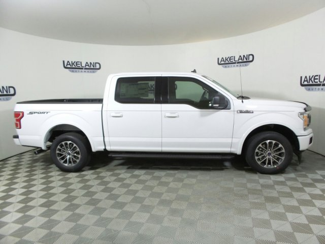 2019 F-150 SuperCrew Cab 4x2,  Pickup #19T0519 - photo 4