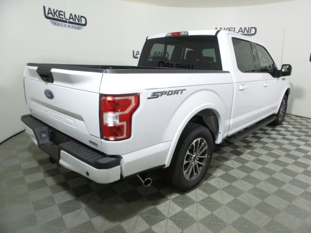 2019 F-150 SuperCrew Cab 4x2,  Pickup #19T0519 - photo 2