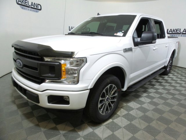 2019 F-150 SuperCrew Cab 4x2,  Pickup #19T0519 - photo 7