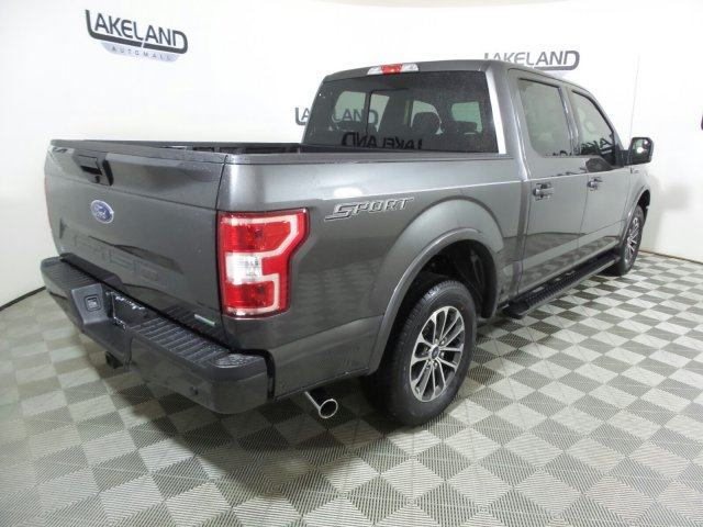2019 F-150 SuperCrew Cab 4x2,  Pickup #19T0524 - photo 2