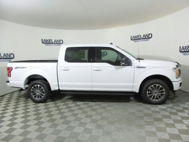 2019 F-150 SuperCrew Cab 4x2,  Pickup #19T0568 - photo 4