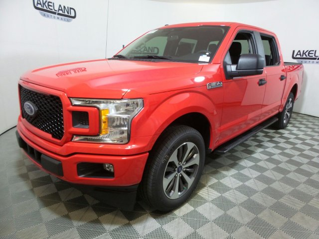 2019 F-150 SuperCrew Cab 4x2,  Pickup #19TD0257 - photo 7
