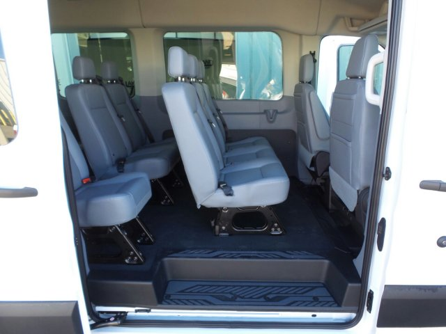 2019 Transit 350 Med Roof 4x2,  Passenger Wagon #19TD0276 - photo 17