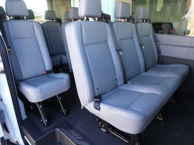 2019 Transit 350 Med Roof 4x2,  Passenger Wagon #19TD0276 - photo 18