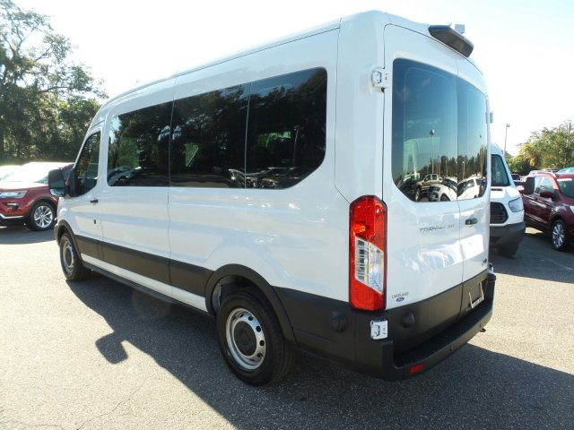 2019 Transit 350 Med Roof 4x2,  Passenger Wagon #19TD0276 - photo 5