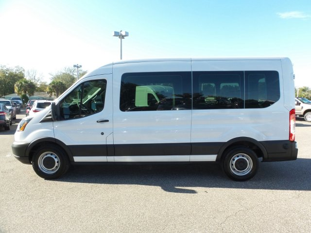 2019 Transit 350 Med Roof 4x2,  Passenger Wagon #19TD0276 - photo 6