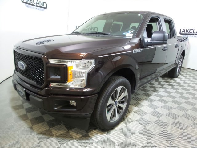 2019 F-150 SuperCrew Cab 4x2,  Pickup #19TD0402 - photo 7