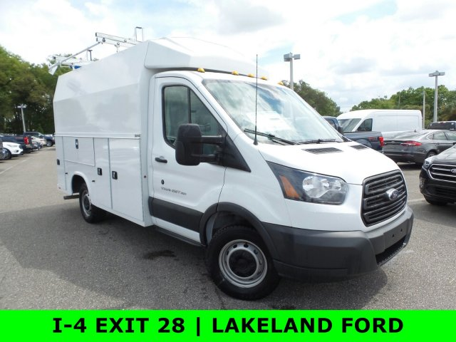 New 2018 Ford Transit 350 Service Utility Van For Sale In Lakeland