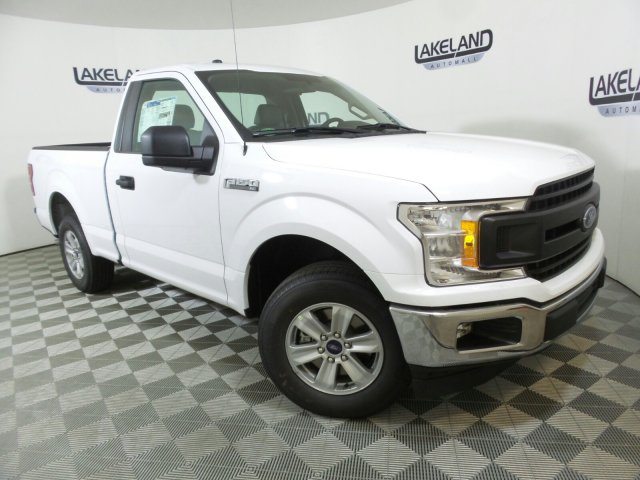 2018 F-150 Regular Cab 4x2,  Pickup #4499F - photo 1