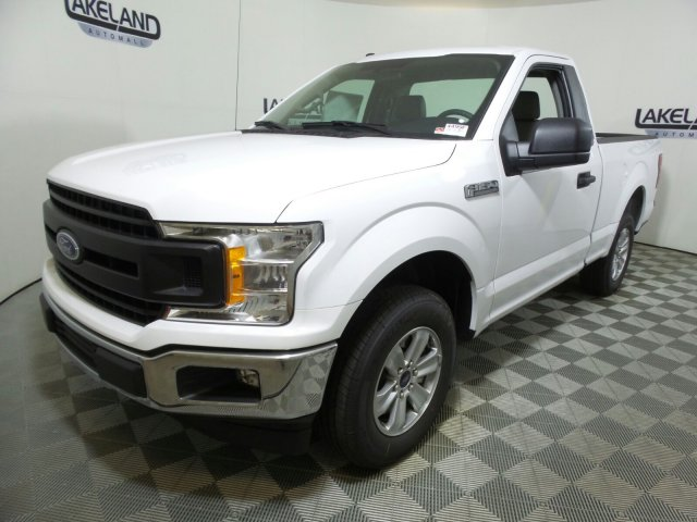 2018 F-150 Regular Cab 4x2,  Pickup #4499F - photo 8