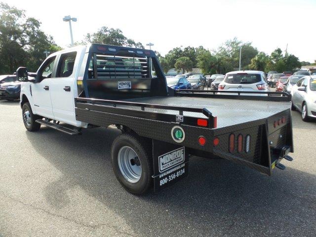 2018 F-350 Crew Cab DRW 4x4,  Hillsboro GII Steel Platform Body #4501F - photo 6