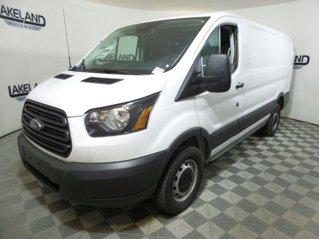 2018 Transit 250 Low Roof 4x2,  Empty Cargo Van #4508FD - photo 8
