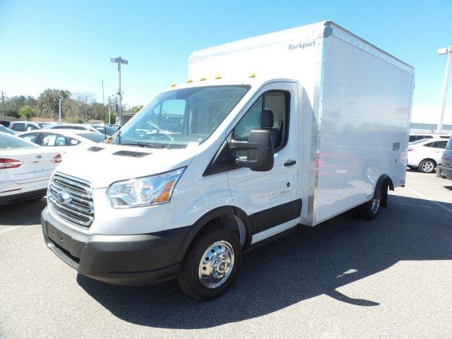 2019 Transit 350 HD DRW 4x2,  Rockport Cargoport Cutaway Van #4520F - photo 5