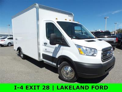 2019 Transit 350 HD DRW 4x2,  Rockport Cargoport Cutaway Van #4520F - photo 1