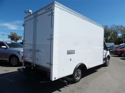 2019 Transit 350 HD DRW 4x2,  Rockport Cargoport Cutaway Van #4520F - photo 2