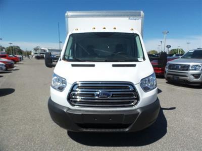2019 Transit 350 HD DRW 4x2,  Rockport Cargoport Cutaway Van #4520F - photo 6