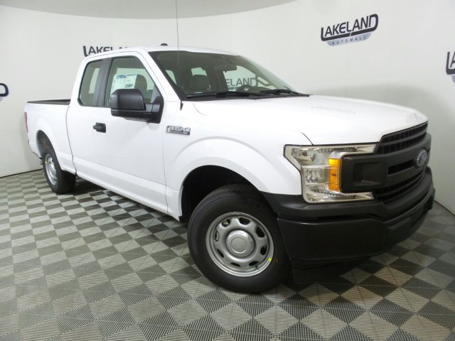 2019 F-150 Super Cab 4x2,  Pickup #4523F - photo 1