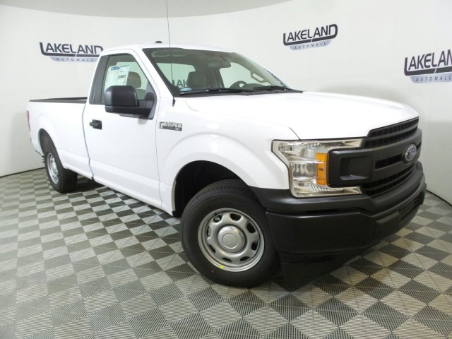 2019 F-150 Regular Cab 4x2,  Pickup #4528F - photo 1
