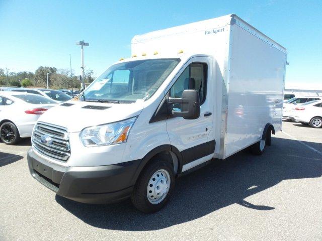 2019 Transit 350 HD DRW 4x2,  Rockport Cargoport Cutaway Van #4533F - photo 4