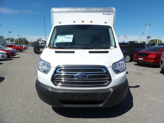 2019 Transit 350 HD DRW 4x2,  Rockport Cargoport Cutaway Van #4533F - photo 5