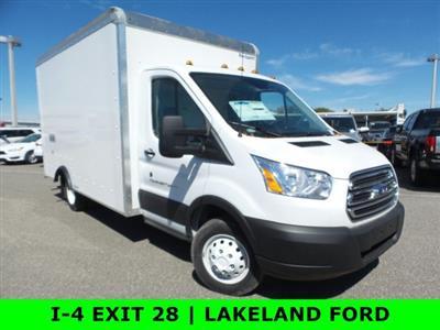 2019 Transit 350 HD DRW 4x2,  Rockport Cargoport Cutaway Van #4533F - photo 1