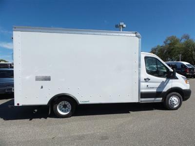 2019 Transit 350 HD DRW 4x2,  Rockport Cargoport Cutaway Van #4533F - photo 2