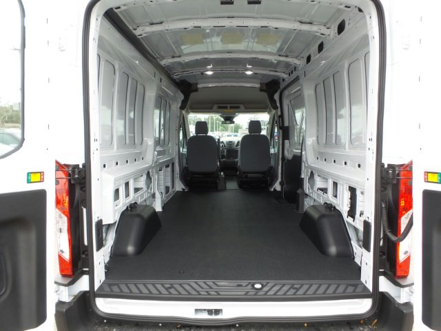 2019 Transit 250 Med Roof 4x2,  Empty Cargo Van #4540F - photo 2