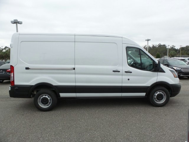 2019 Transit 250 Med Roof 4x2,  Empty Cargo Van #4540F - photo 4
