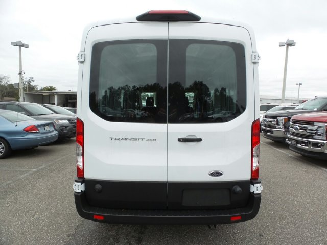 2019 Transit 250 Med Roof 4x2,  Empty Cargo Van #4540F - photo 6