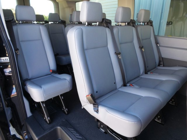 2019 Transit 350 Med Roof 4x2,  Passenger Wagon #4549F - photo 17