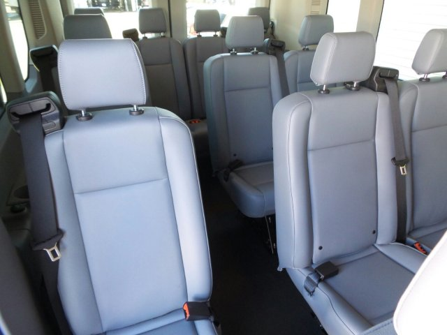 2019 Transit 350 Med Roof 4x2,  Passenger Wagon #4549F - photo 18