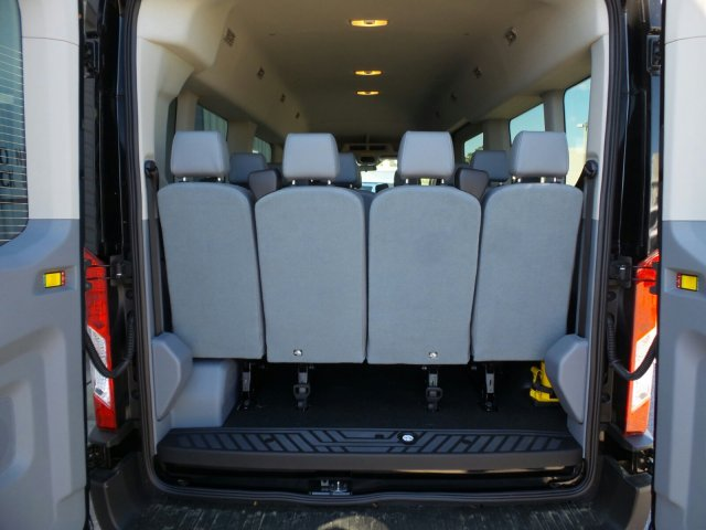 2019 Transit 350 Med Roof 4x2,  Passenger Wagon #4549F - photo 21