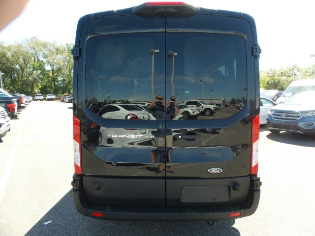 2019 Transit 350 Med Roof 4x2,  Passenger Wagon #4549F - photo 5