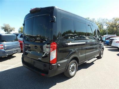 2019 Transit 350 Med Roof 4x2,  Passenger Wagon #4549F - photo 2