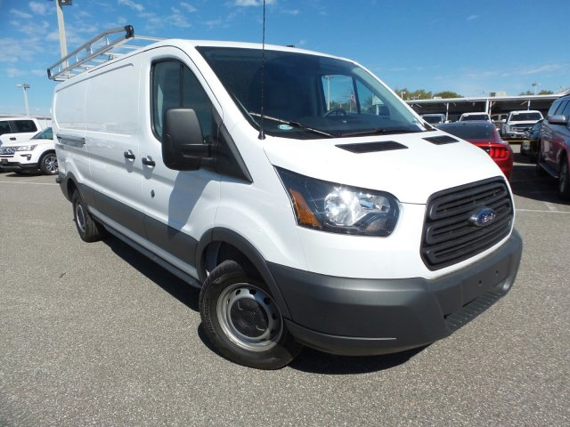 2018 Transit 250 Low Roof 4x2,  Kargo Master Upfitted Cargo Van #4552FD - photo 1