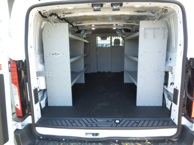 2018 Transit 250 Low Roof 4x2,  Kargo Master Commercial Shelving Upfitted Cargo Van #4552FD - photo 2