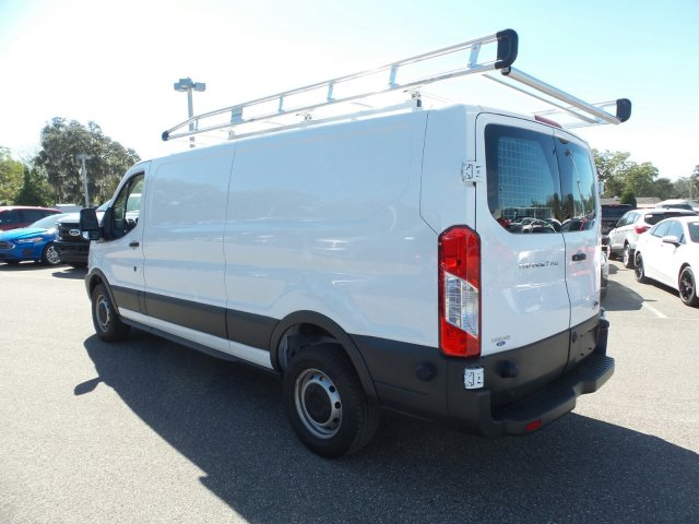 2018 Transit 250 Low Roof 4x2,  Kargo Master Commercial Shelving Upfitted Cargo Van #4552FD - photo 7