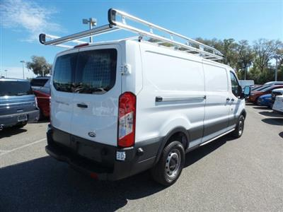 2018 Transit 250 Low Roof 4x2,  Kargo Master Commercial Shelving Upfitted Cargo Van #4552FD - photo 5