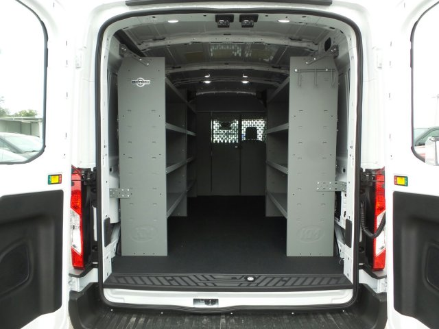 2019 Transit 250 Med Roof 4x2,  Kargo Master Upfitted Cargo Van #4555F - photo 2