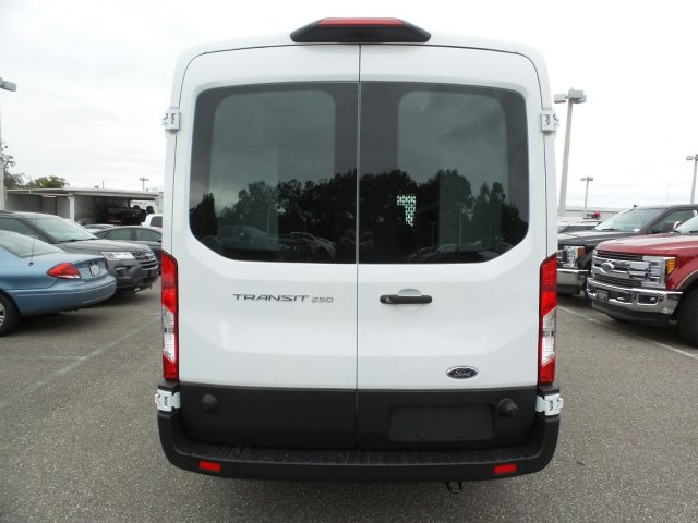 2019 Transit 250 Med Roof 4x2,  Kargo Master Upfitted Cargo Van #4555F - photo 6